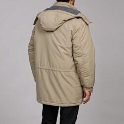 Shop Totes Men S Detachable Polar Fleece Hood Coat Free