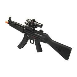 AEG Electric UTG MP5 Sub Machine Gun FPS-300 Airsoft Gun - Thumbnail 1