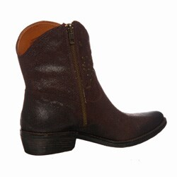 Nine West Women's 'Gertrude' Short Western Boots - Thumbnail 1