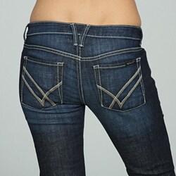 William Rast Women's 'Sadie' Straight Leg Jeans