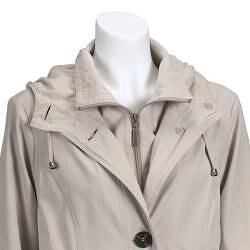 Women's 'Moss Micro' Jacket - Thumbnail 1