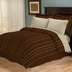 Tyler 8-piece Reversible Bed in a Bag - Thumbnail 1