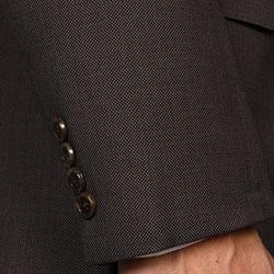 Joseph Abboud Men's Birdseye Wool Suit