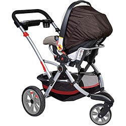 Kolcraft Contours Options 3 Wheeler Stroller - Thumbnail 1