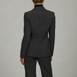 Calvin Klein Women's 2-Piece Pant Suit