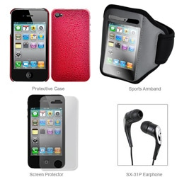 MEElectronics Apple iPhone 4 Sports Combo Accessories - Thumbnail 1