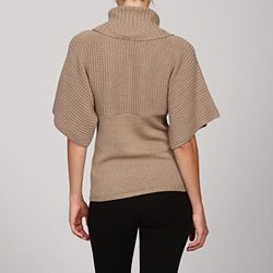 BCBG Paris Women's Knit Sweater - Thumbnail 1