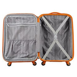 Travel Concepts Domino Lightweight 3-Piece Spinner Luggage Set