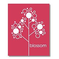 Trendography Prints  'Blossom' Graphic Art Print - Thumbnail 1
