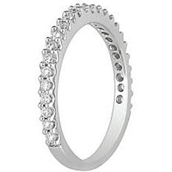 Miadora 14k Gold Women's 1/4ct TDW Diamond Wedding Ring (G-H, SI1-SI2)