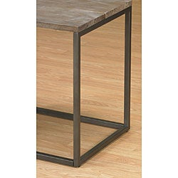 Thumbnail 2, Elements Angle Grey End Table. Changes active main hero.
