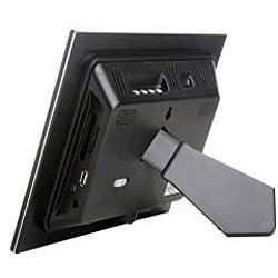 TAO 8-inch Black Acrylic Digital Photo Frame