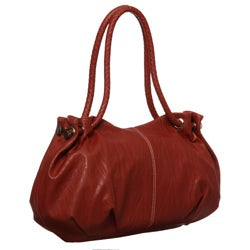 Nine West Faux Leather Hobo Bag