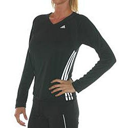 Adidas Women's Loose LS Shirt - Thumbnail 1