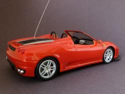 MJX Ferrari F430 Spider RTR 4-band Remote Control Car