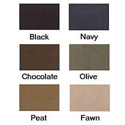 All Cotton 8-inch Microfiber Cover Twin XL Futon Mattress
