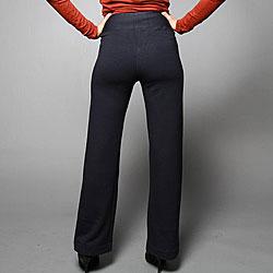 AtoZ Women's Viscose Pants