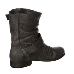 Steve Madden Women's 'P-Lirra' Leather Ankle Boots