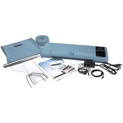 Craftwell eCraft Sky Blue Electronic Die Cutting Machine Bonus $25 Rebate - Thumbnail 1