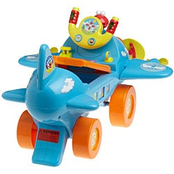 Sesame Street Fly with Elmo Activity Ride-on - Thumbnail 1