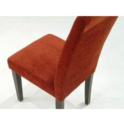 Fabric Dining Chairs (Set of 2) - Thumbnail 1
