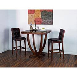 Shop Solid Marble Bar Table Free Shipping Today
