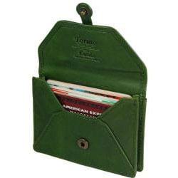 Castello Torino Leather Credit Card Holder