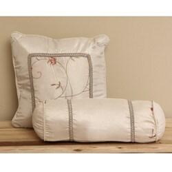 Savannah Beige 8-piece Comforter Set - Thumbnail 1