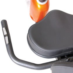 Velocity Fitness Magnetic Recumbent Exercise Bike - Thumbnail 1
