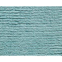 Hand-loomed Haiden Blue Wool/ Viscose Rug (3'6 x 5'6) - Thumbnail 1