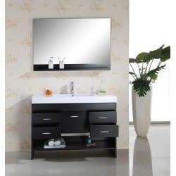 Marcus 48-inch Single Sink Bathroom Vanity Set - Thumbnail 1