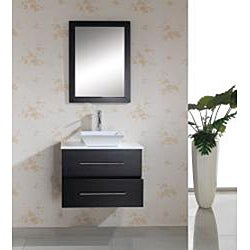 "Helen 30"" Single Sink Bathroom Vanity Set"
