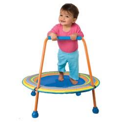 Jumpin' Jr. First Trampoline