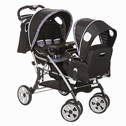 Safety 1st Two Way Tandem Stroller in Orion Black
