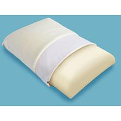 Viscorelax Plant Based Memory Foam Pillow with Bamboo Cover - Thumbnail 1