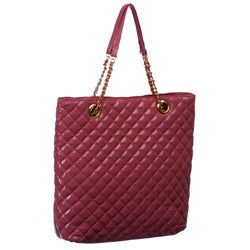 Del Cesca Quilted Tote - Thumbnail 1