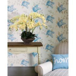 Laura Ashley Lifelike Orchid Arrangement - Thumbnail 1