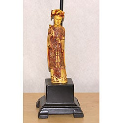 Indoor 1-light Ancient Woman Table Lamp - Thumbnail 1