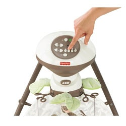 Fisher-Price My Little Snugabunny Cradle 'n Swing - Thumbnail 1