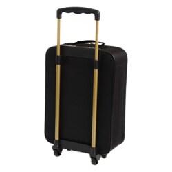 Baby Phat Pebble 3-piece Luggage Set - Thumbnail 1