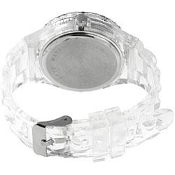Monument Women's Transparent Jelly Interchangeable Fashion Watch - Thumbnail 1