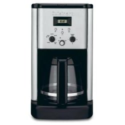 Cuisinart CBC-00FR Brew Central Programmable 12-cup Coffeemaker (Refurbished) - Thumbnail 1