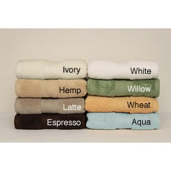 Microcotton 6-piece Towel Set - Thumbnail 1