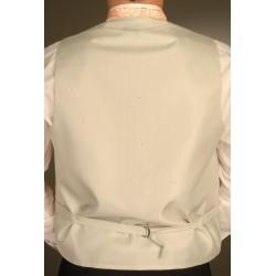 Ferrecci Men's Four-piece Peach Vest Set - Thumbnail 1