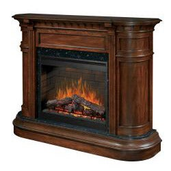 Dimplex Electric Flame Fireplace with Purifier Air Treatment System