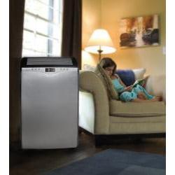Soleus PH5-13R035D 13,000 BTU Evaporative, Heat Pump Portable Air Conditioner