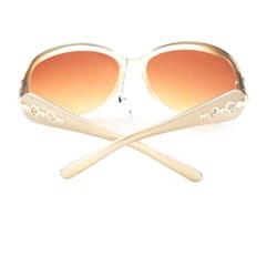 Women's 1119 Gold Two-tone Fashion Sunglasses - Thumbnail 1