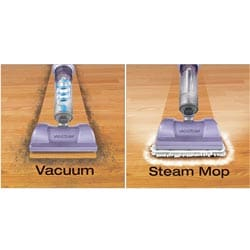 Shark Mv2010 Vac Then Steam 2 In 1 Vacuum And Steam Mop