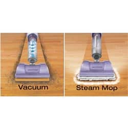 Vacuum And Steam Mop
