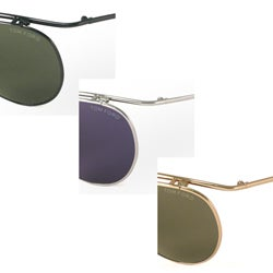 Tom Ford TF0191 Men's Aviator Sunglasses - Thumbnail 1